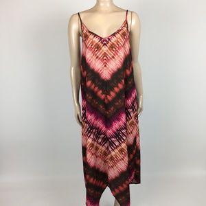Prana Angelique Women's Dress Asymmetrical U3-11